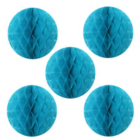 "Tissue Paper Honeycomb Balls, 6"" (set of 5)"