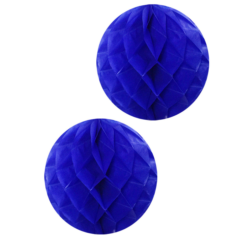 "Tissue Paper Honeycomb Balls, 14"" (set of 2)"