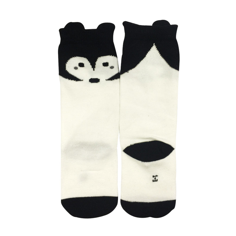 Furry Friends Children's Tube Socks, 1-2 Year (set of 6)