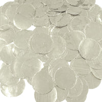 "1"" Round Tissue Paper Confetti (Solid Colors) - Choose your color"