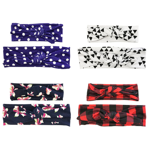 Mommy & Me Matching Headbands (set of 4)