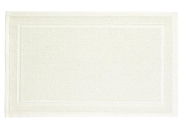 Athens Bath Rug | Chalk