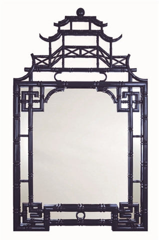 Barclay Butera Pagoda Mirror - GDH | The decorators department Store