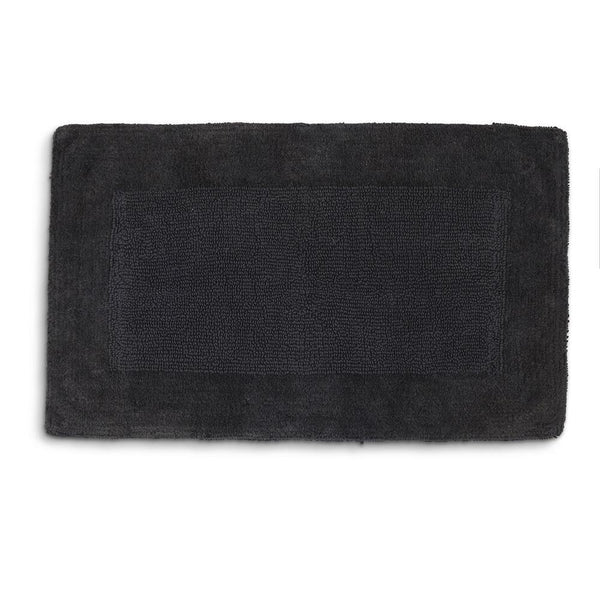 Kyoto Bath Rug | Coal