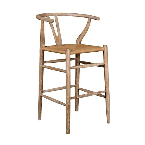 Oslo Counter stool Natural - GDH | The decorators department Store