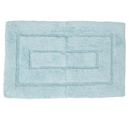 Kassadesign Bath Rug - Robins Egg Blue - GDH | The decorators department Store
