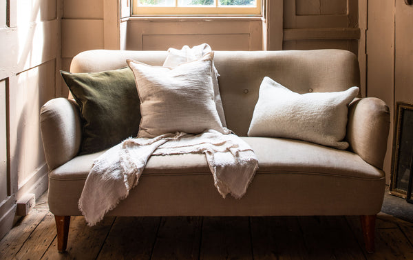 The Sofa Edit - some of our favorites and how to style them