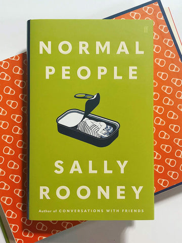 Normal People - a novel by Sally Rooney