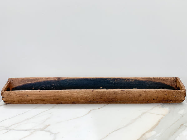 Wooden Baguette Tray
