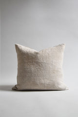 Linen Pillow - Oatmeal