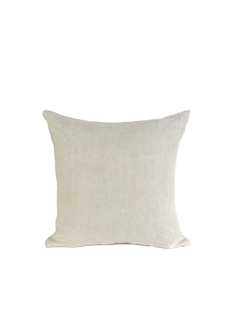 Antique Linen Pillow 013