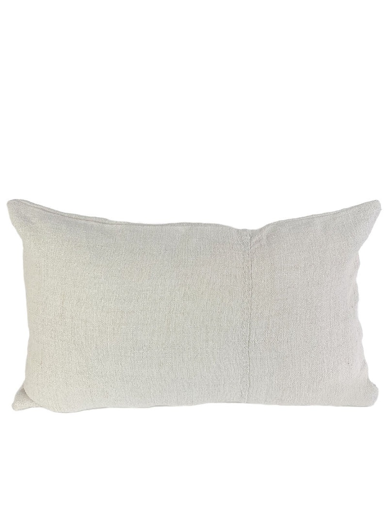 Antique Linen Pillow 015