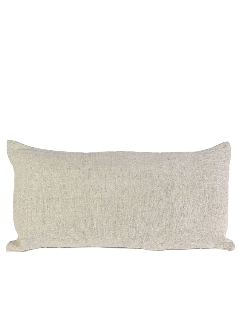 Antique Linen Pillow 018