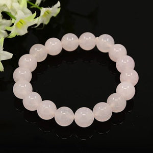 Pink Natural Gemstone bracelets
