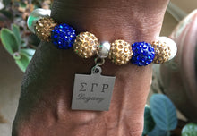Load image into Gallery viewer, Sigma Gamma Rho Stainless Steel Bracelets