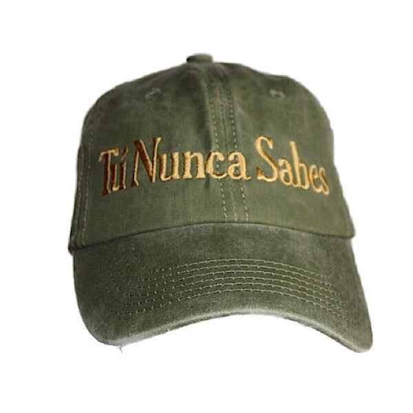 Green You Never Know Hat