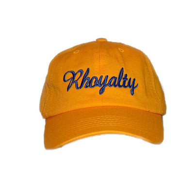 Rhoyalty Hat Gold