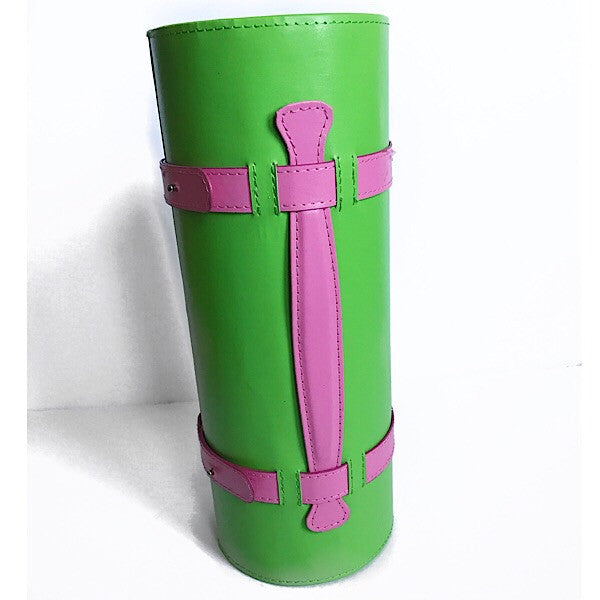 Pink and Green Case