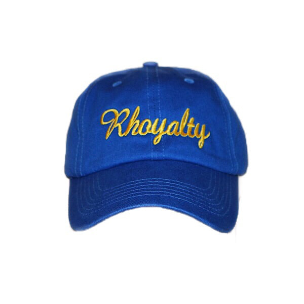 Rhoyalty Hat Blue