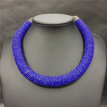 Load image into Gallery viewer, Seed Bead Choker