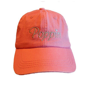 Pink Poppin Hat