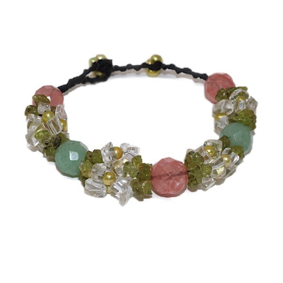 Gems and Thangs Bracelet