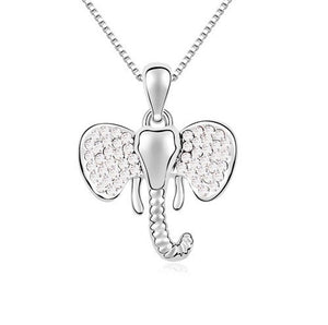 Happy little elephant Necklace
