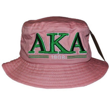 Load image into Gallery viewer, Greek Bucket Hat