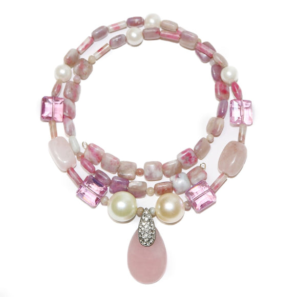Pretty Princess Wrap Choker