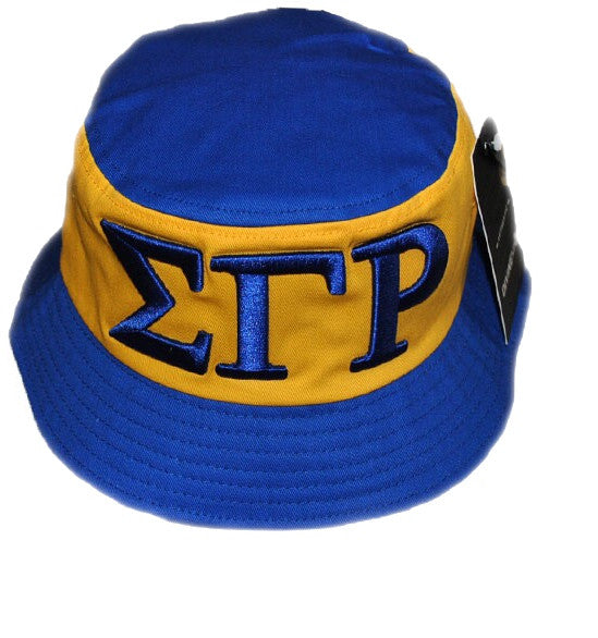 Sigma Gamma Rho Bucket Hat