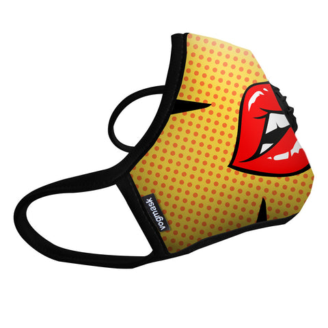 Vogmask N99CV Air filter Mask 60's Pop Small