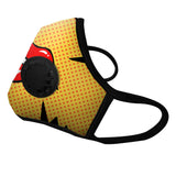 Vogmask N99CV Air filter Mask 60's Pop