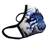 Vogmask N99CV Air filter Mask Blue Dragon