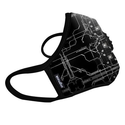 Vogmask N99CV Air filter Mask Kion