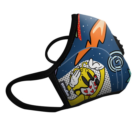 Vogmask N99CV Air filter Mask Lighting Lover Large
