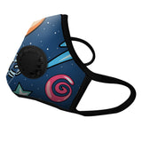 Vogmask N99CV Air filter Mask Lighting Lover Medium