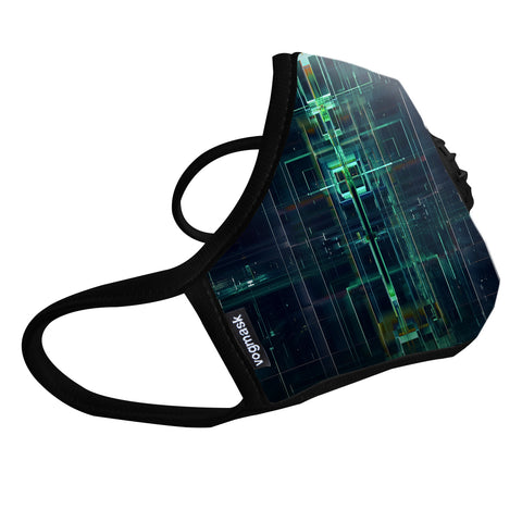 Vogmask N99CV Air filter Mask Quantum