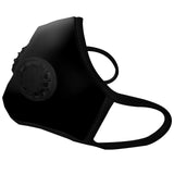 Organic Vogmask N99 Two-Valve Air filter Mask Black Large