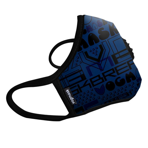 Vogmask N99CV Air filter Mask Cobalt