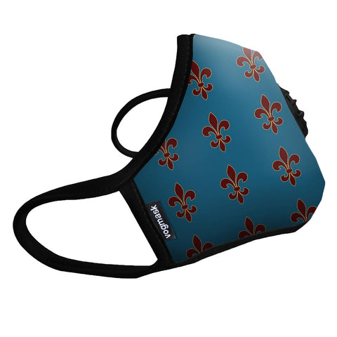 Vogmask N99CV Air filter Mask Fleur