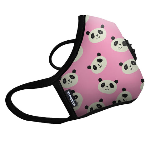 Vogmask N99CV Air filter Mask Pink Panda Medium