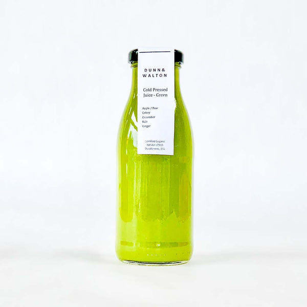 Cold Pressed Juice Green 250ml