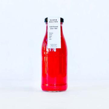 Cold Pressed Juice Red 250ml