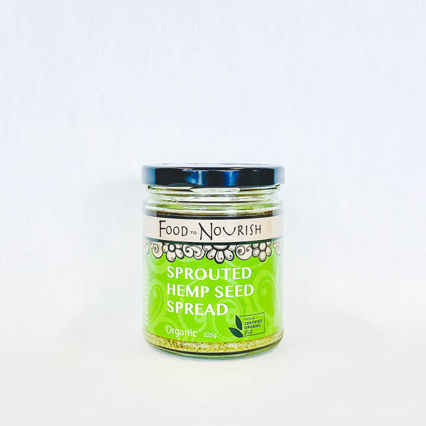Food To Nourish Hemp Seed Spread 225g