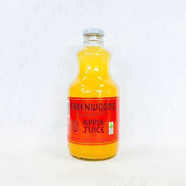 Greenwood Apple Juice 1L