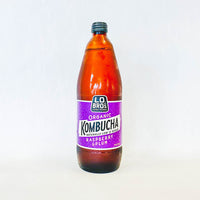 Lo Bros Kombucha Raspberry & Plum 750ml