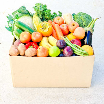 Seasonal Fruit & Veg Box Medium