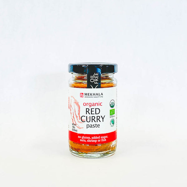 Mekhala Red Curry Paste 100g