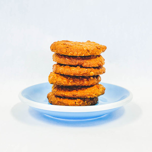 House Made Anzac Cookies 6pk