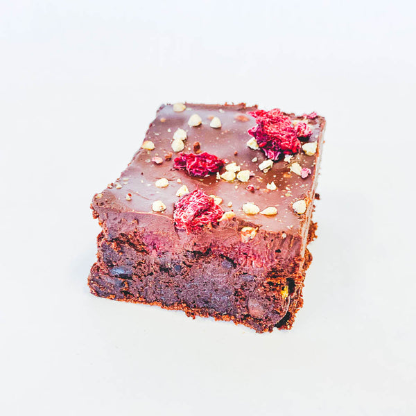 Brownie Chocolate & Raspberry